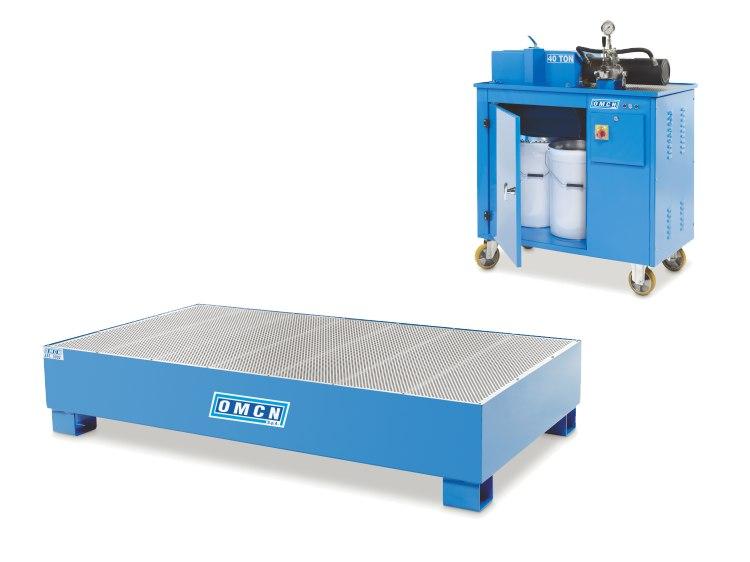 Werkstattausrüstung Entsorgungsgerät