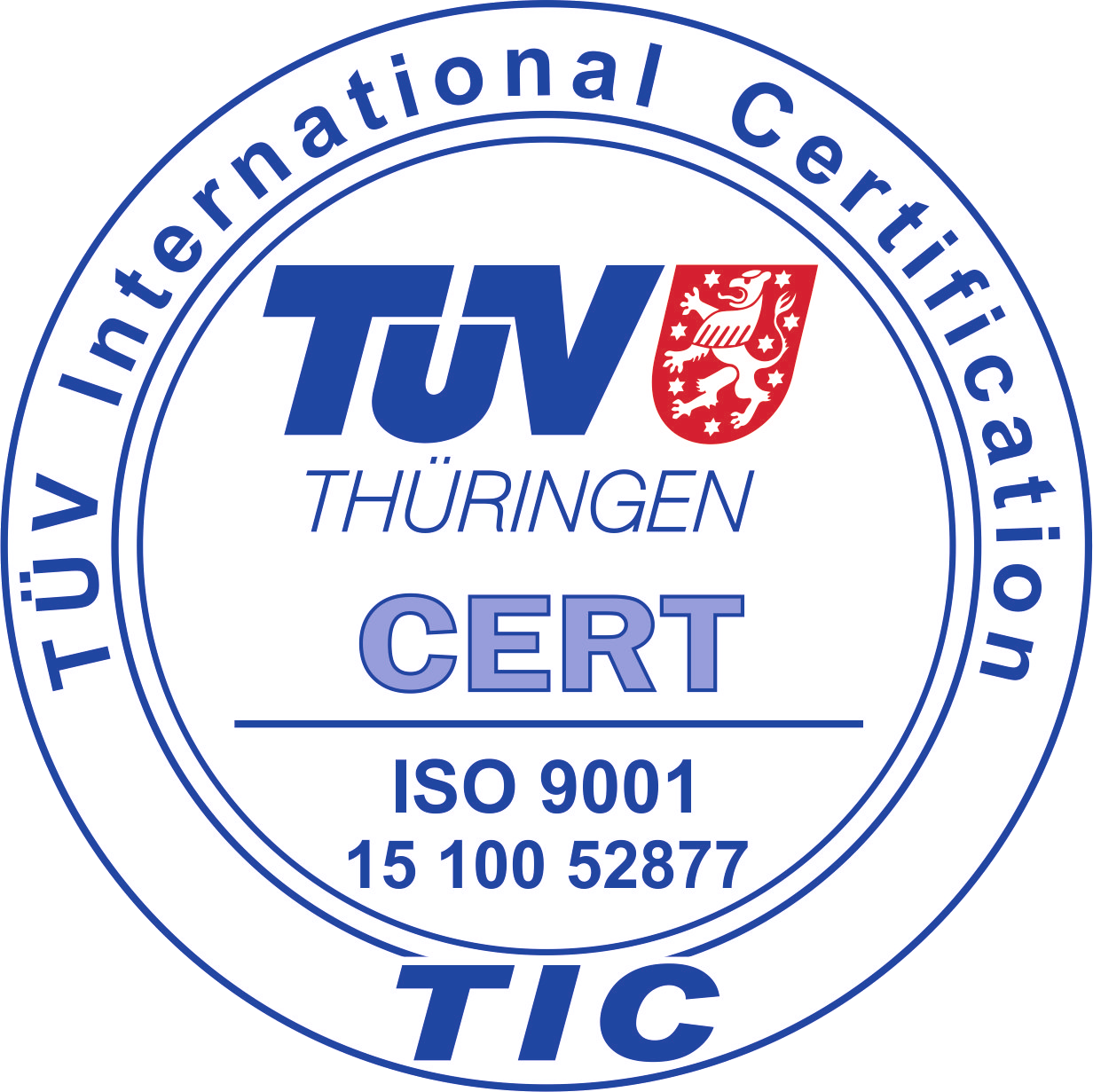 OMCN TÜV Certifiziert