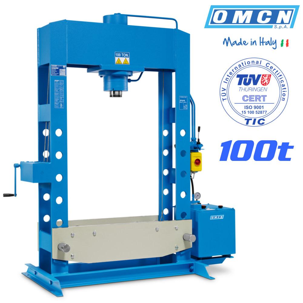 OMCN Werkstattpressen